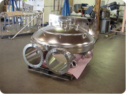Electropolishing Services at Advanced Electropolishing: Enhanced corrosion protection for stainless steel components